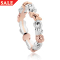 Royal Clogau® Oak Leaf Ring