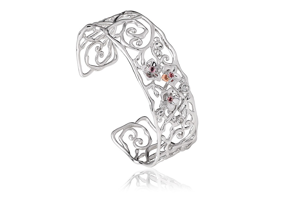 Orchid Bangle