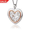 Tree of Life One Diamond Pendant *SALE*