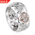 Tree of Life® One Diamond Ring