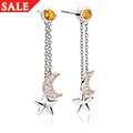 Out of this World Drop Earrings