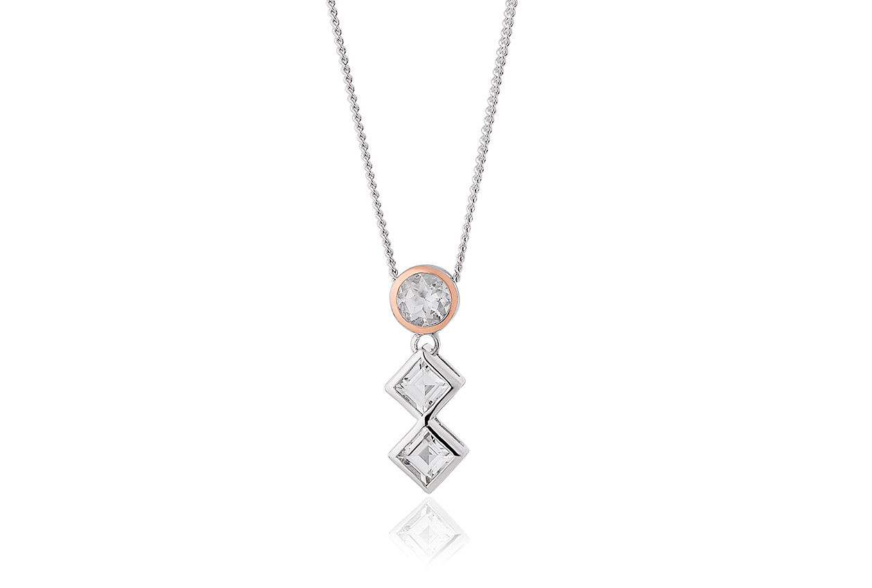 white item topaz clogau royalty anniversary jewellery gold welsh pendant