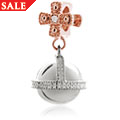 Royal Orb Bead Charm