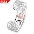 Royal Roses Bangle