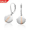 Shell Drop Earrings *SALE*