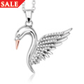 Swan Royal Pendant