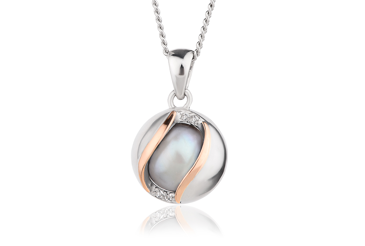 Oyster Pearl Pendant