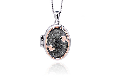 Heart of Wales Locket *SALE*