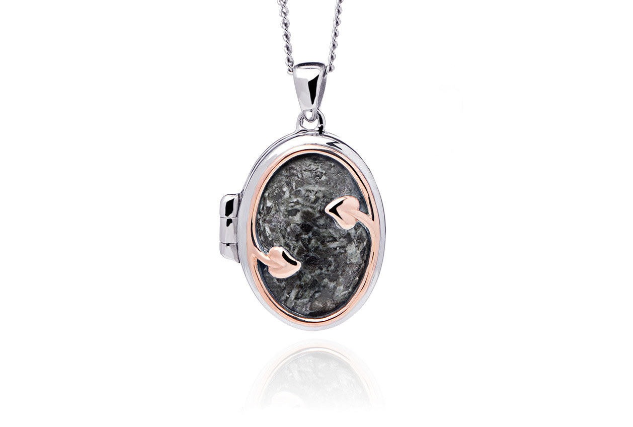 Heart of Wales Locket