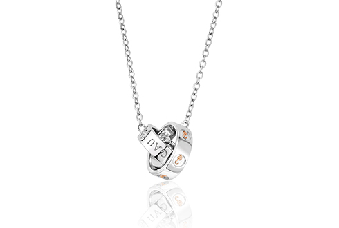 Tree of Life Insignia Links Necklace