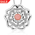 Tudor Rose Pendant *SALE*