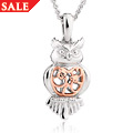 Tree of Life® Touchwood Owl Pendant
