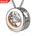 National Treasures Swarovski Topaz Pendant *SALE*