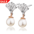 Windsor Pearl Stud Earrings
