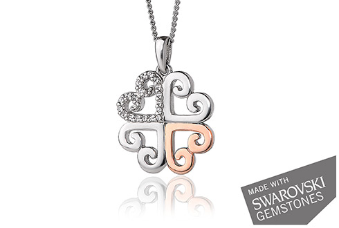 Affinity Heart Pendant *SALE*
