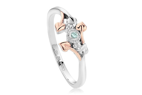 Tree of Life Love Vine Affinity stacking ring *SALE*