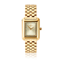 Ladies Timeless Clogau Yellow Gold Plated Stainless Steel Watch