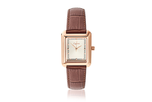Ladies Timeless Clogau Rose Gold Plated Stainless Steel Watch