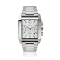Mens Classic Stainless Steel Watch
