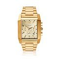 Mens Classic Yellow Gold coloured Watch