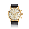 Clogau Essential Yellow Gold Coloured Watch