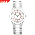 White Ceramic Ladies Watch *SALE*