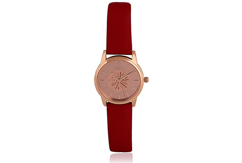 Rose Welsh Poppy Watch *SALE*