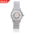 Stainless Steel Clogau Baroque Watch