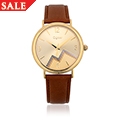 Stainless Steel Yellow & Rose Cynefin Watch