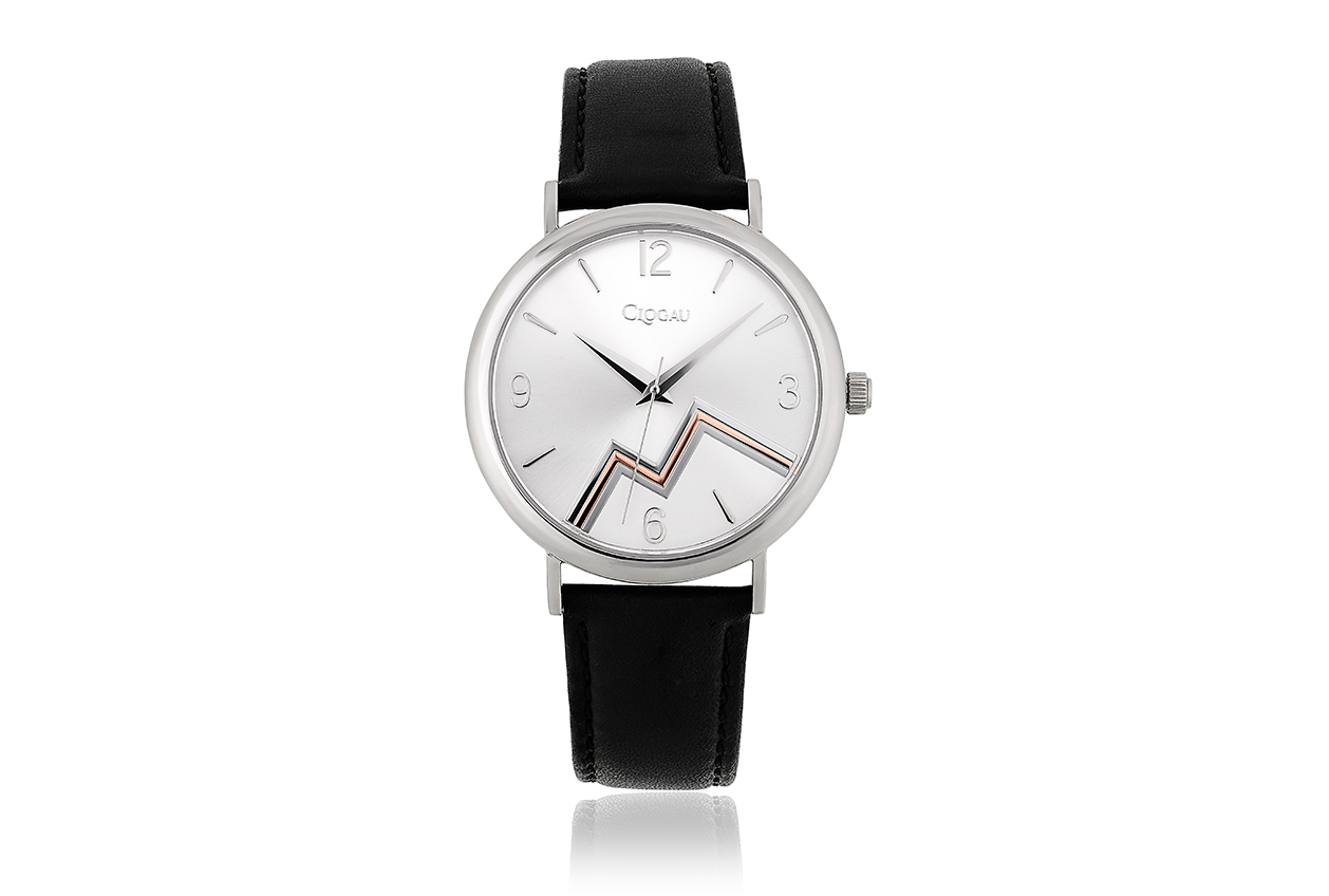 Silver Stainless Cynefin Watch