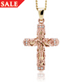 Am Byth Cross Pendant