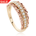 Am Byth Diamond Ring *SALE*
