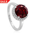 Ar Dan Garnet Ring *SALE*