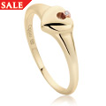 Cariad Diamond Heart Ring *SALE*
