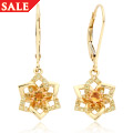 Eternal Daffodil Earrings