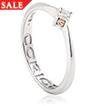 Clogau Gold 10pt Engagement Ring *SALE*