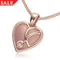 Celtic Weave Heart Pendant *SALE*