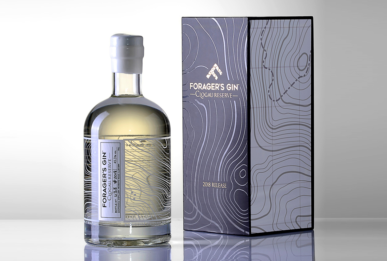 Foragers Clogau Reserve Gin