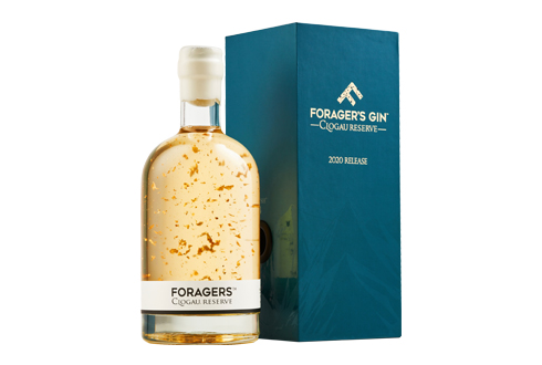 Foragers Clogau Reserve Gin 2020