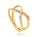 Clogau Kiss Diamond Ring