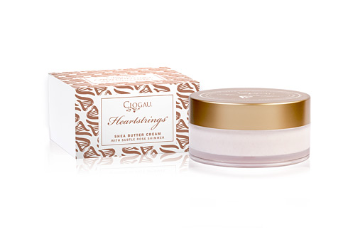 Clogau Heartstrings 150ml Shea Butter Cream