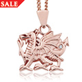 Welsh Dragon Pendant *SALE*