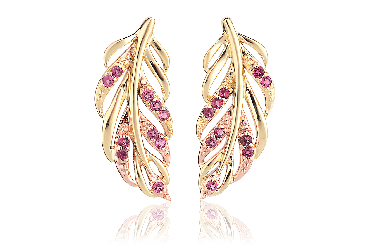 Debutante Tourmaline Earrings