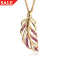 Debutante Tourmaline Pendant *SALE*