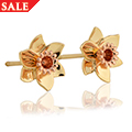 Daffodil Stud Earrings *SALE*