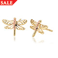 Damselfly Stud Earrings *SALE*