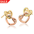 DE Loveknot Earrings *SALE*
