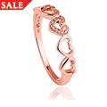 Affinity Heart Ring *SALE*