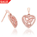 Eternal Love Diamond Stud Earrings *SALE*