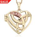 Eternal love Diamond Heart Locket